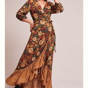 Anthropologie Dresses - Farm Rio Madrid Dress